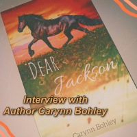 Interview with Author Carynn Bohley